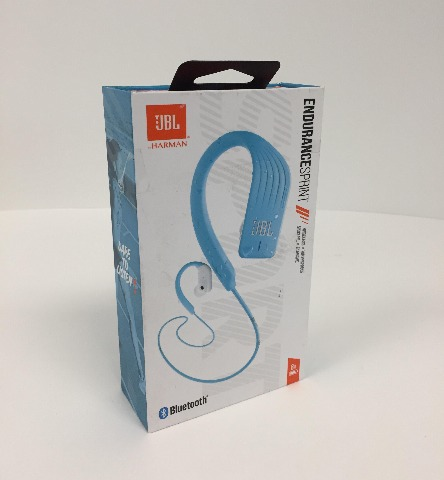 JBL Endurance Sprint Waterproof Wireless in-Ear Sport Headphones (Teal)