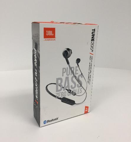 9a5a246d36c JBL Tune 205BT Wireless Earbuds (Black) | Buy Stuff Store