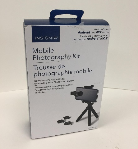 Insignia - Mobile Photography Kit