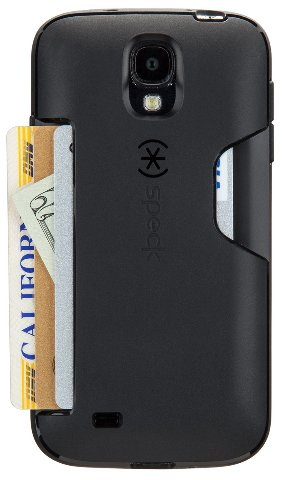 Speck Smartflex View Samsung Galaxy S4 Case Retail Packaging - Black