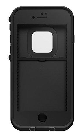 online store 197a8 3bd75 Lifeproof - Fre Protective Waterproof Case For Apple iPhone 7 Asphalt Black