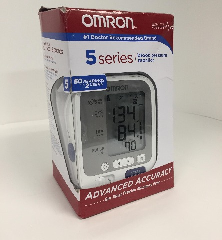 Omron - 5 Series Upper Arm Blood Pressure Monitor