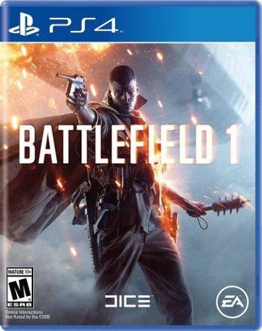 Playstation 4 Battlefield 1