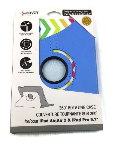 IPad Air , Air 2 & ipad Pro 9.7 - 360 Degree Rotating Stand Case