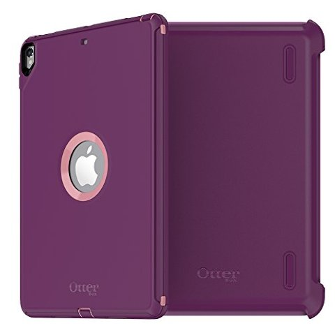 "Otterbox Defender Series Case For iPad Pro (10.5"" - 2017 Version) - Plum"