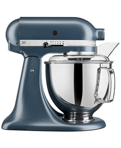 Kitchenaid Rrk150bs 5 Qt. Artisan Series - Blue Steel (Certified Refurbished)