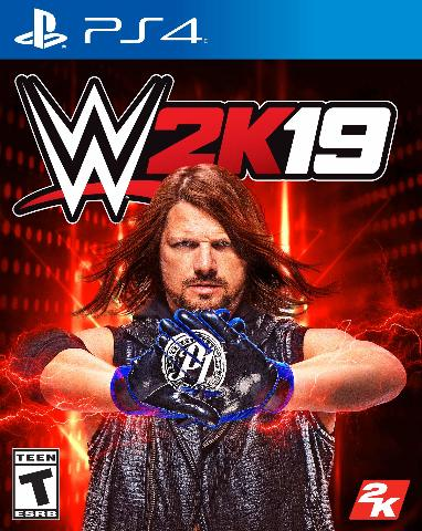 WWE 2K19 - PS4 - SEALED