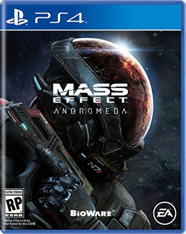 Mass Effect: Andromeda for PS4 SEALED