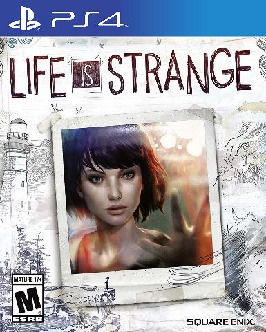 Life is Strange - PlayStation 4 SEALED
