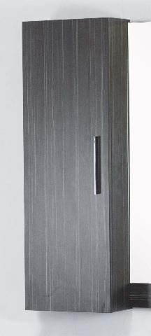 "Royal Purple Bath Kitchen 12"" W X 36"" H Modern Medicine Cabinet, Dawn Grey"