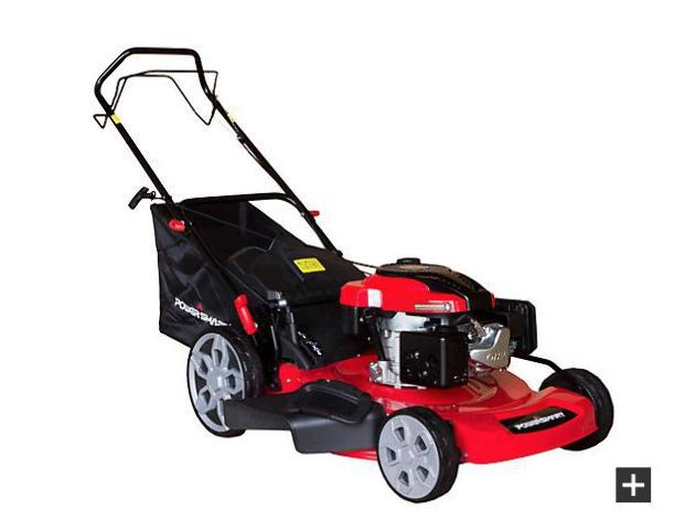 PowerSmart DB8631 22 inch 3- in-1 196cc Gas Self Propelled Mower
