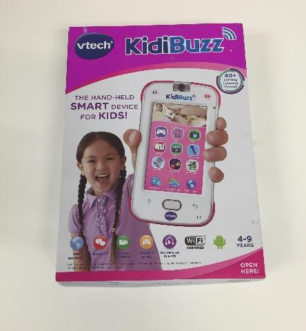 Vtech 80-169550 Kidibuzz Pink English Version