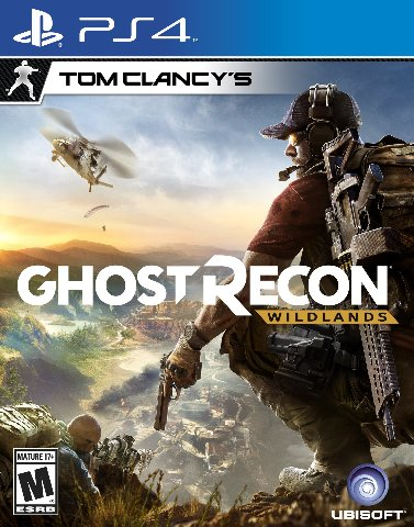 Tom Clancy's Ghost Recon Wildlands - PlayStation 4 - Standard Edition (SEALED)