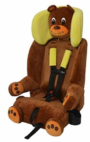 Sentry Guardimals Combination 3-In-1 Harness Booster Car Seat, Tiger