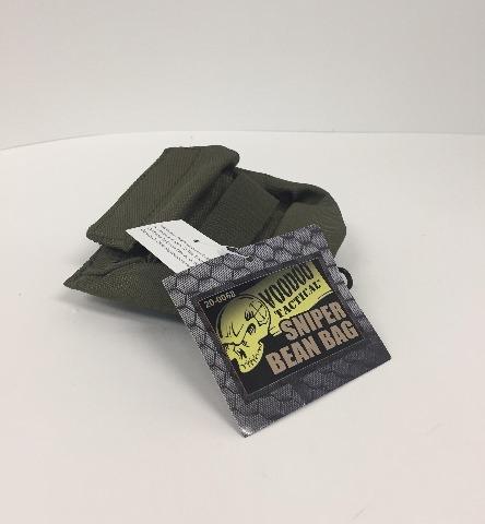 Voodoo Tactical 20-0068004000 Sniper Bean Bag, Olive Drab