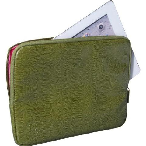 "Park Avenue Sleeve For Most Tablets And E-readers Up To 10"" - Green"