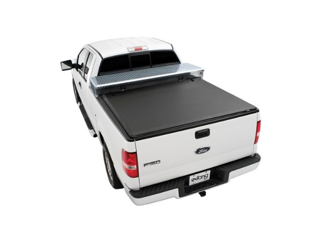 Extang 60486 Express Toolbox Roll-Up Tonneau Cover - Toolbox Not Included