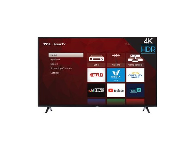 "TLC 55"" Class 4k (2160p) Smart TV (55s421-Ca)"