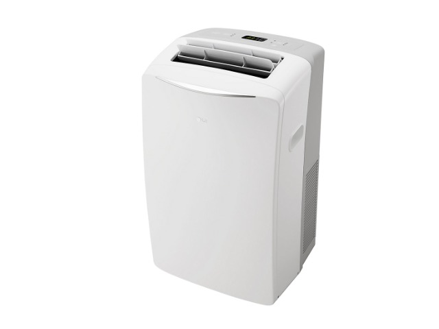 LG Electronics 14,000 BTU Portable WiFi Connected Air Conditioner