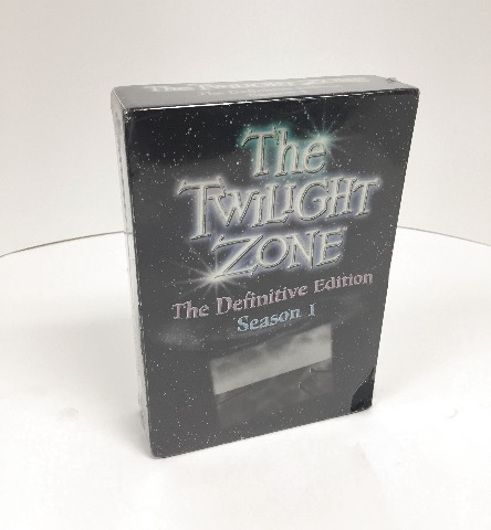Twilight Zone: Complete First Season (DVD) (Sealed Boxed Set)