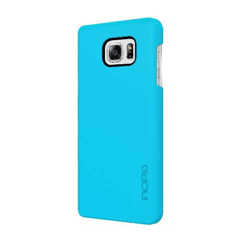 Incipio - Feather Snap-on Case For Samsung Galaxy Note 5 Cell Phones - Blue
