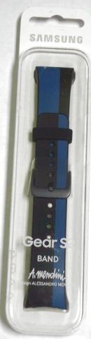 Samsung Gear S2 Mendini Design Band - Earth Blue