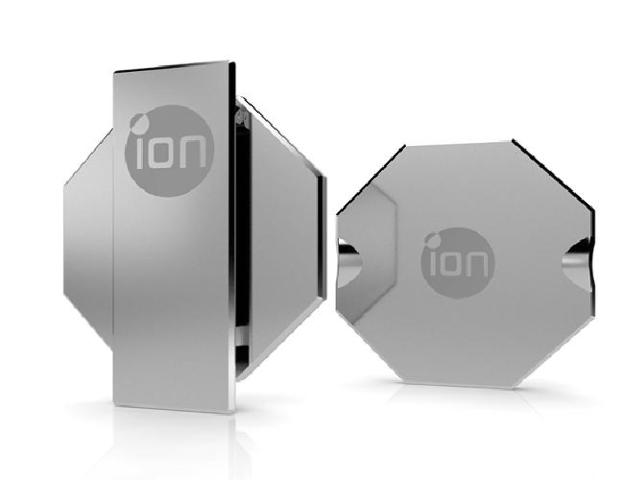 Ion 5033 Clip And Magnet Pack For Snapcam (Grey)