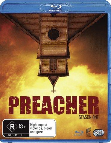Preacher: Season 1 (Blu-ray   Digital HD) - SEALED