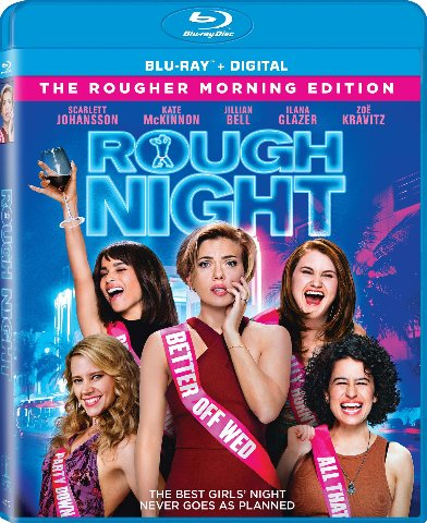 Rough Night (Blu-ray   Digital HD) - SEALED