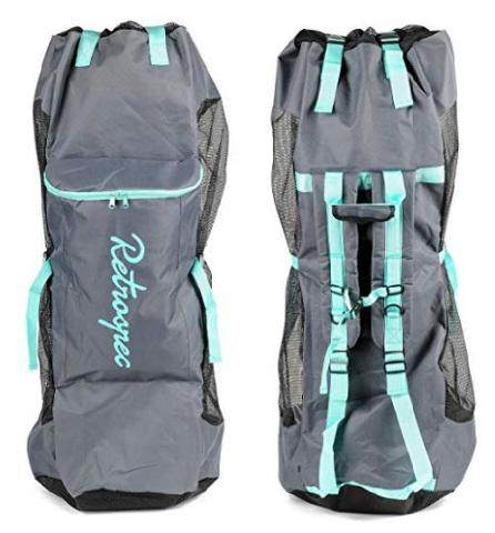 Retrospec Rambler Rucksack iSup Inflatable Standup Paddle Board Bag