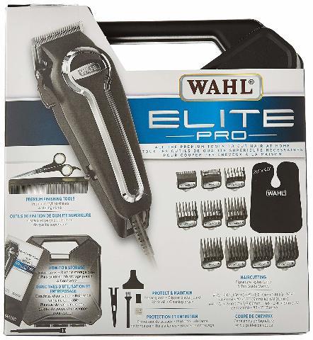 Wahl 3145 Elite Pro High Performance Hair Cutting Kit