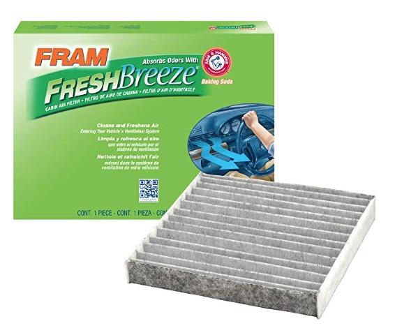 Fram Group CF10285 Fresh Breeze CF10285 Cabin Air Filter