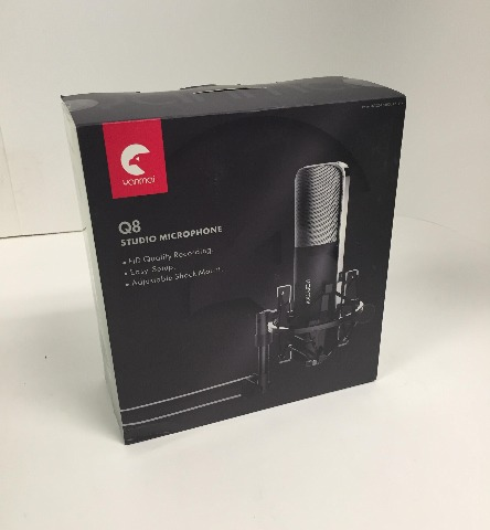 Yanmai Studio Microphone (Q8 Metal Grill)