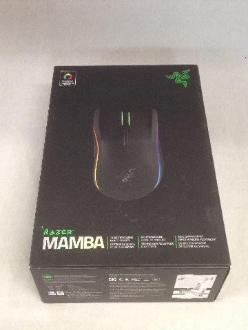 Razer Mamba - Chroma Ergonomic Gaming Mouse - NO BACKLIGHT