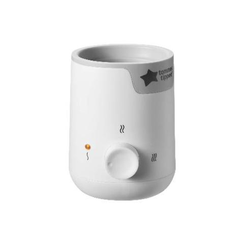 New, Modern Design- Tommee Tippee Easi-Warm Bottle & Food Warmer, White