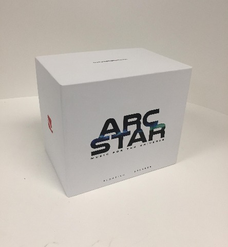 7 Arc Star Floating Bluetooth Speaker