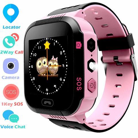 Kids GPS Tracker Watch for Girls