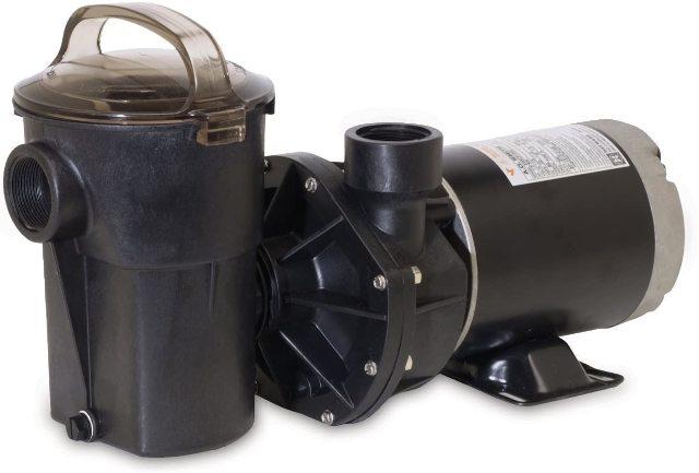 Hayward Power-Flo LX Series 1-1/2-Horsepower Above-Ground Pool Pump  (READ)