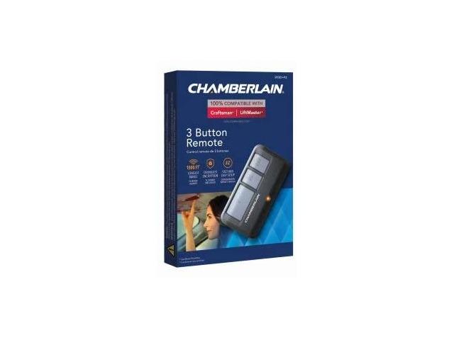 Chamberlain Liftmaster/Craftsman 3-Button,Remote