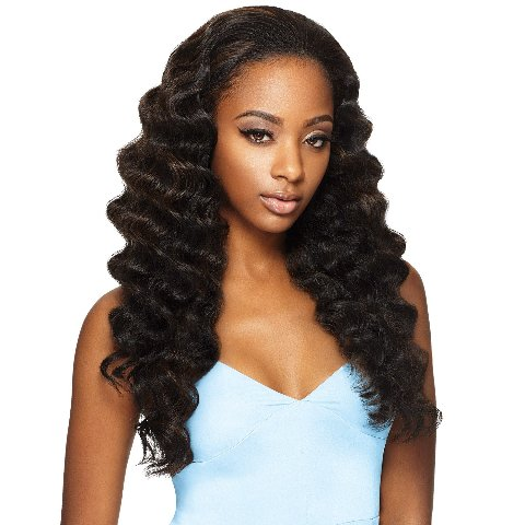Outre Synthetic Hair Half Wig Quick Weave Ashani (2)