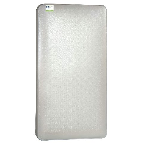 Sealy Baby Posture Perfect 2-Stage Dual Toddler & Baby Crib Mattress