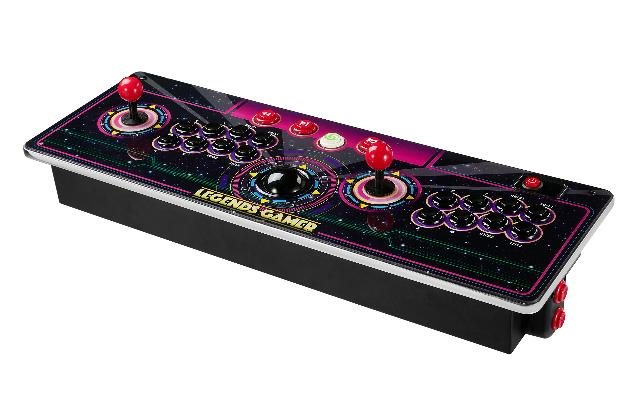 Legends Gamer Pro Tabletop Wireless Arcade Stick
