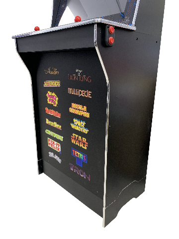 Riser for AtGames Legends Ultimate Arcade - 3 inch and 5 inch