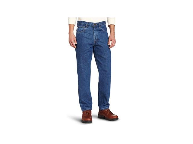 Carhartt Men's Relaxed Fit Jean B17,  Darkstone,  38x30