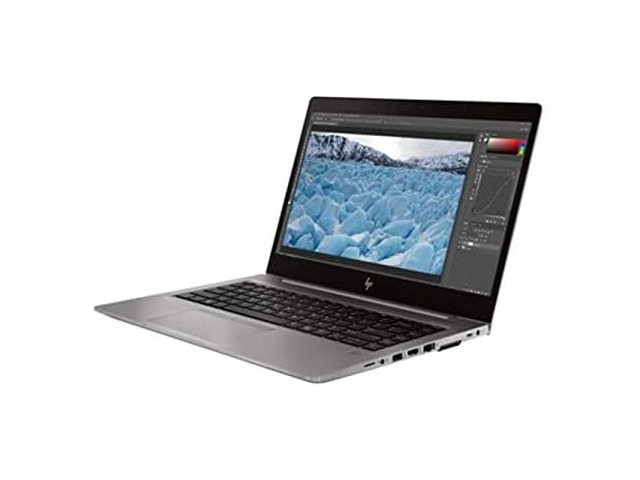"HP ZBook 14u G6 Mobile Workstation - 14"" Display - 8 GB RAM - 256 GB SSD"