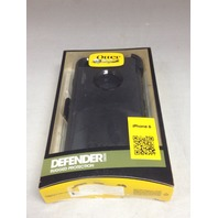Otterbox iPhone 6 6s Case - Defender Series - Black (4.7 Inch)