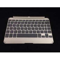 Zagg Zaggkeys Cover With Backlit Keyboard For Apple iPad Mini 1/2/3