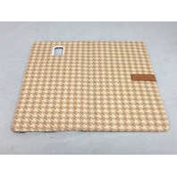 ARAREE Neat Diary Case for Galaxy Note 3 - Houndstooth Beige