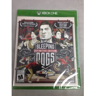 Sleeping Dogs Definitive Edition - Xbox One - NEW SEALED