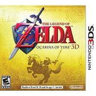 3ds Legend Of Zelda: Ocarina Of Time (SEALED)
